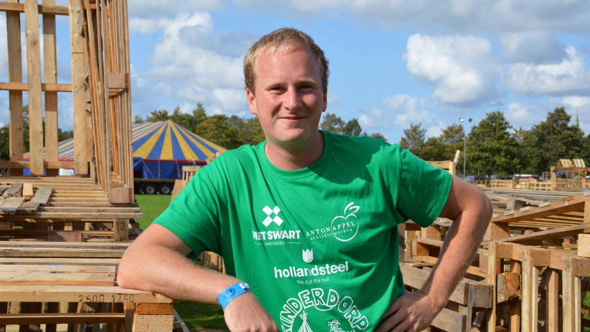 Vrijwilliger in beeld | Niels Danenberg