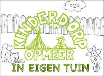 Kinderdorp In Eigen Tuin 2020